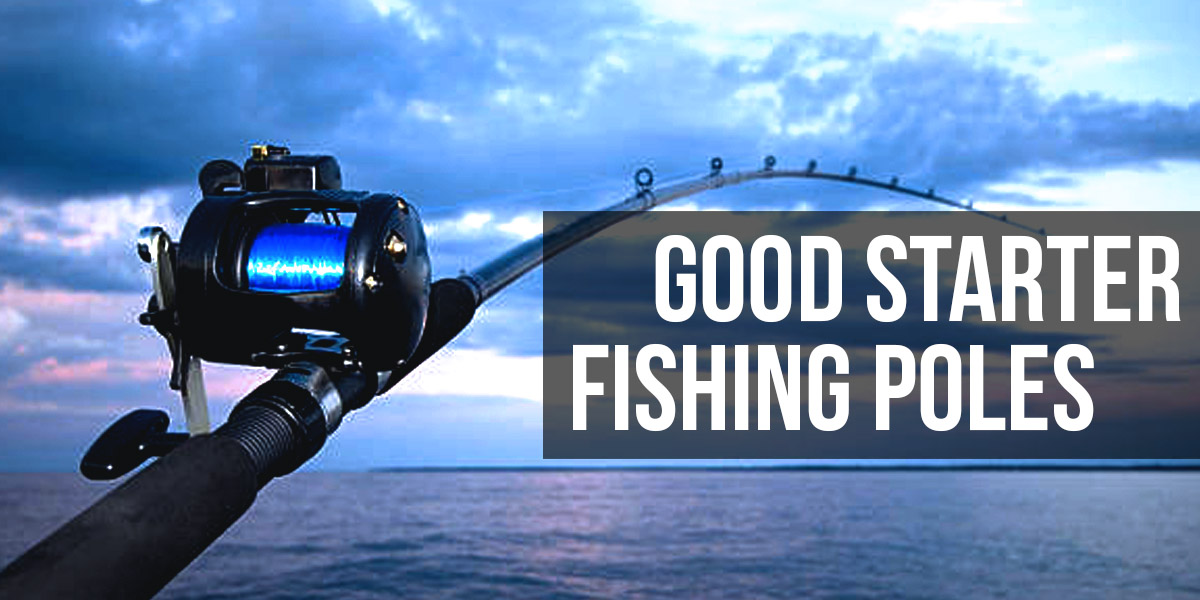 Good starter fishing pole a guide to selecting a good for Good fishing pole